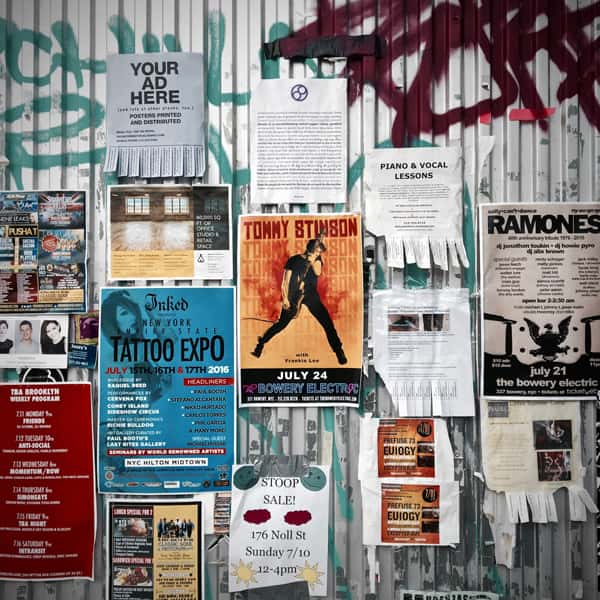 Brooklyn posters, Yonghyun Lee on Unsplash