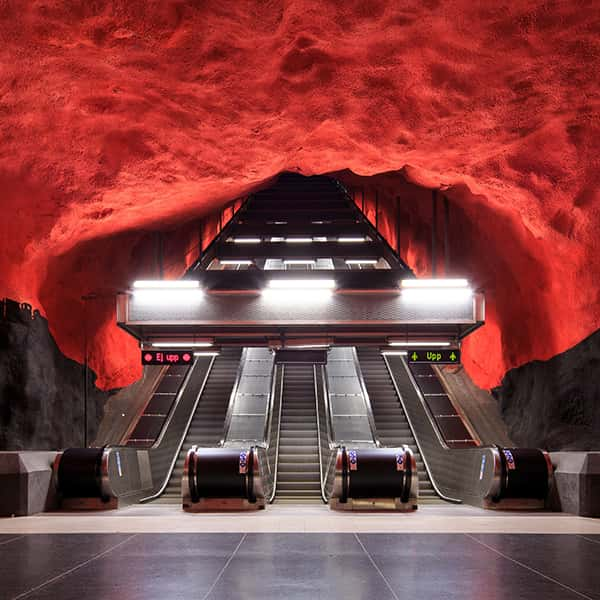 Solna Centrum, Stockholm, Sweden, Dimosthenis Papamichail on Unsplash