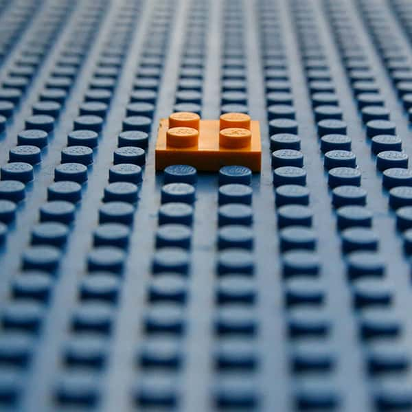 Lego island, Glen Carrie on Unsplash